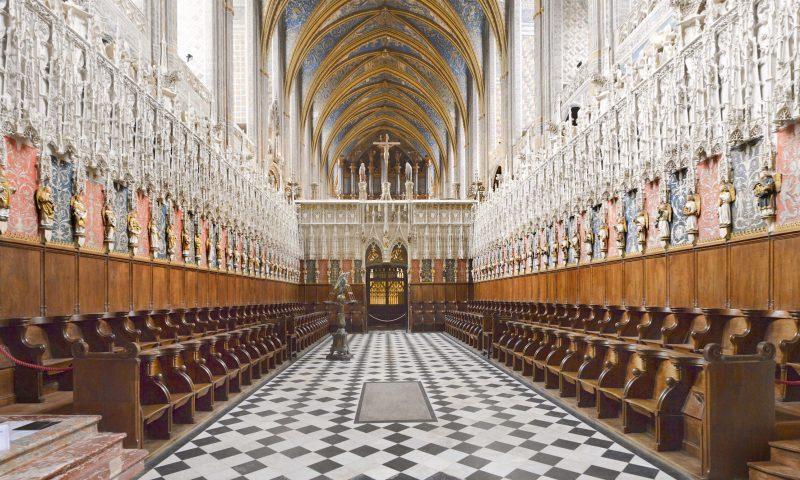 Chœur de la Cathédrale Sainte‑Cécile d'Albi