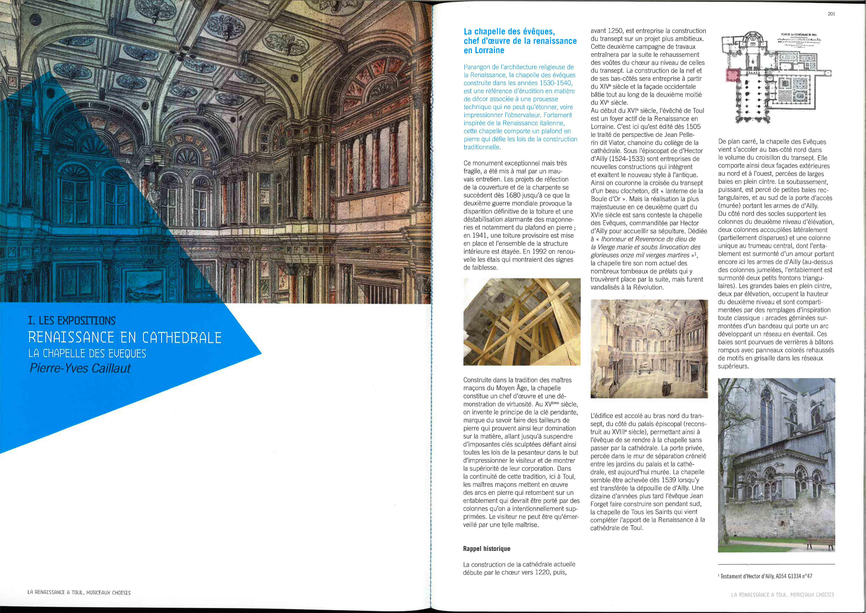 Renaissance en cathédrale, la chapelle des évèques_Page_1