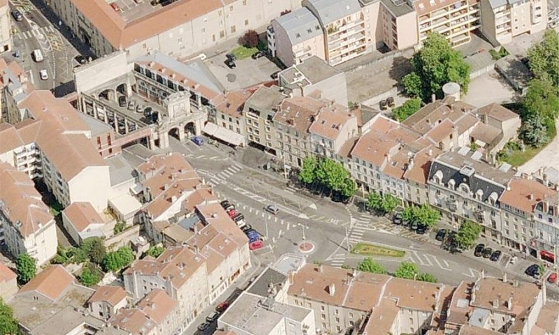 Porte Saint Nicolas – Nancy