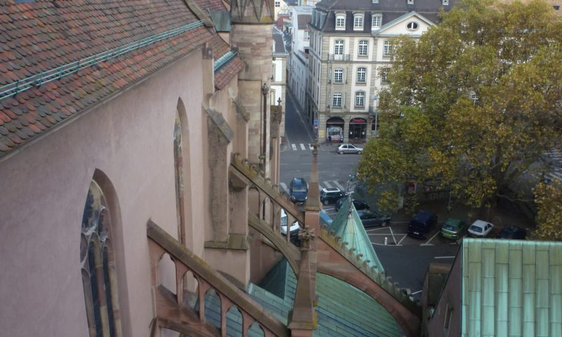 Saint-Pierre-le-Jeune – Strasbourg