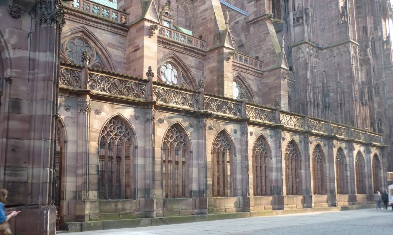 Galerie Goetz – Cathédrale Notre-Dame de Strasbourg