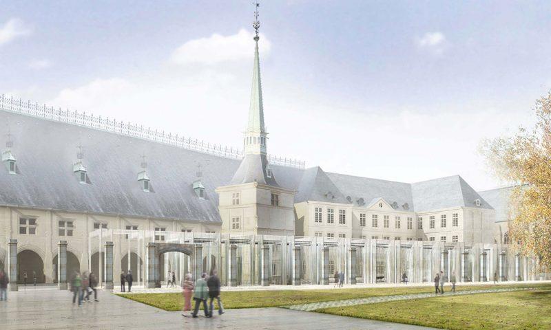 Musée lorrain – Nancy (Concours)