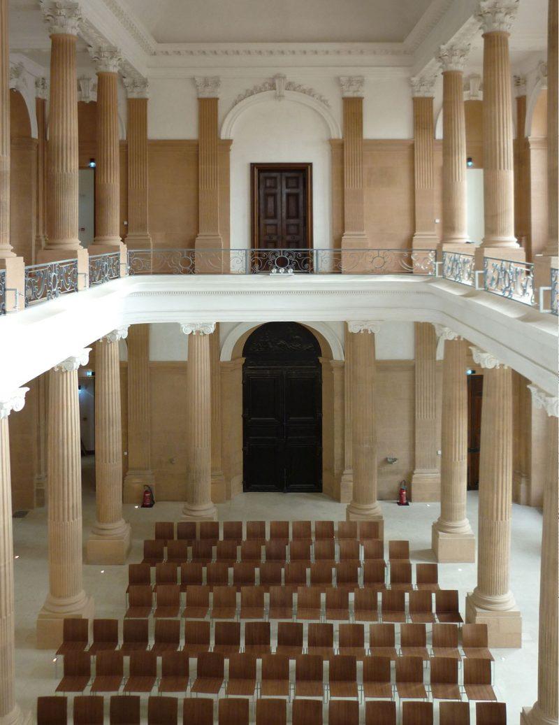 Agence Caillault ACMH – Palais ducal – Luneville – Chapelle restaurée 3