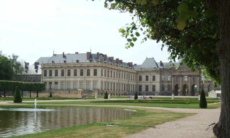 Château ducal de Lunéville
