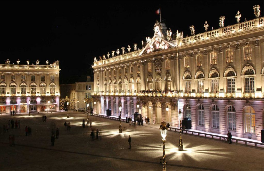 place stanislas nancy agence pierre yves caillault acmh. Black Bedroom Furniture Sets. Home Design Ideas
