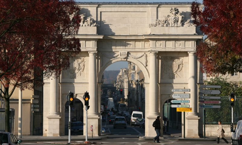 Porte Sainte Catherine – Nancy