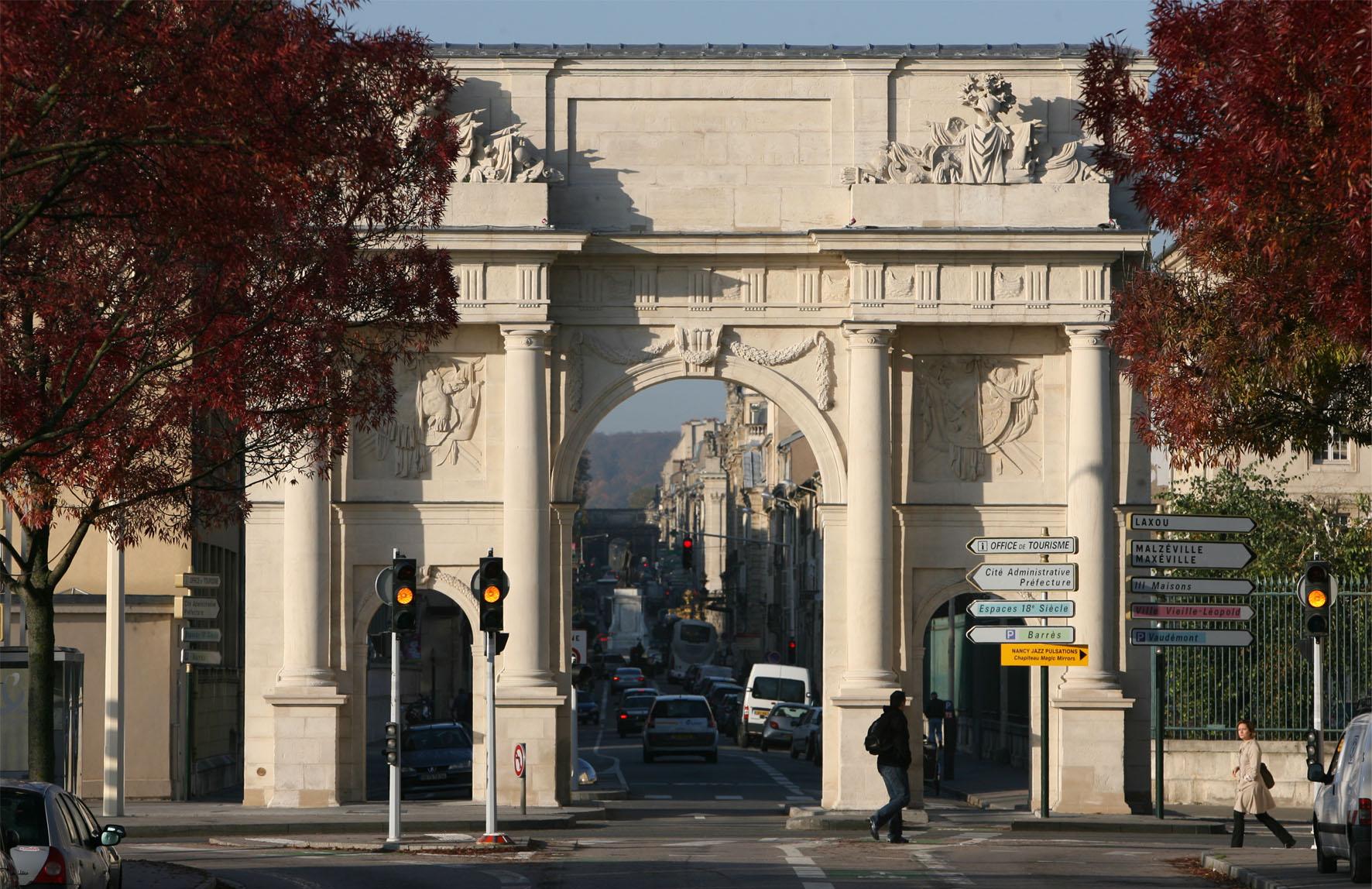 Porte sainte catherine nancy agence pierre yves for Rue catherine opalinska nancy