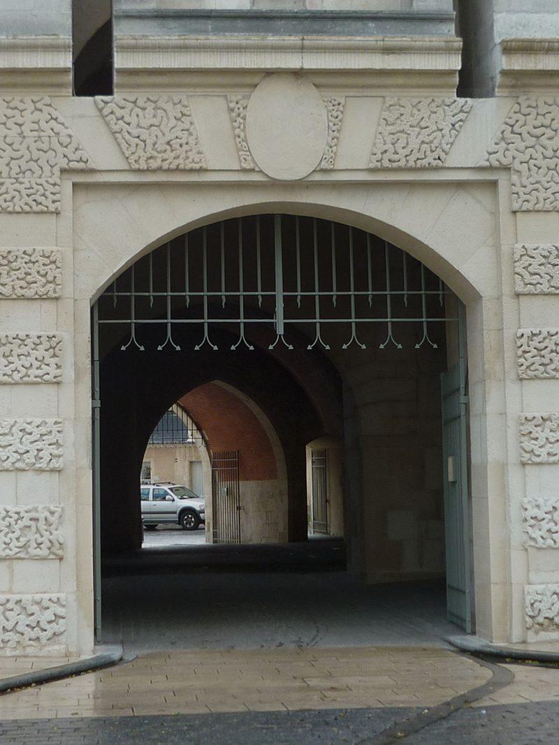 Agence Caillault ACMH – Porte de la Craffe – Nancy – Porte de la Citadelle restaurée