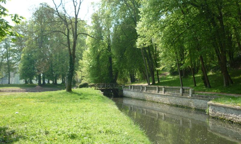 Parc Jean-Jacques Rousseau – Ermenonville