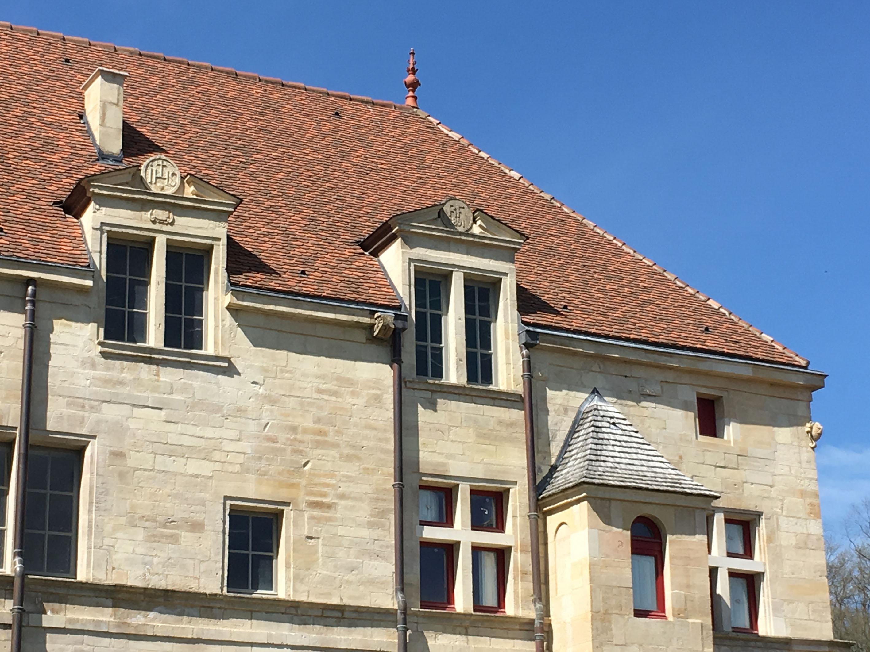 Agence Caillault ACMH – Collège Gilles de Trêves – Bar-le-Duc – Aile extérieure est après restauration