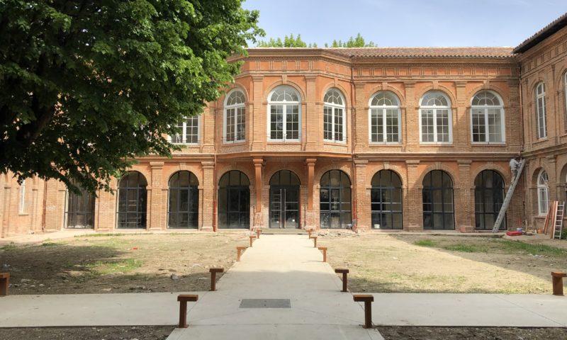 Cour de la Maternité – Hôpital de la Grave, Toulouse