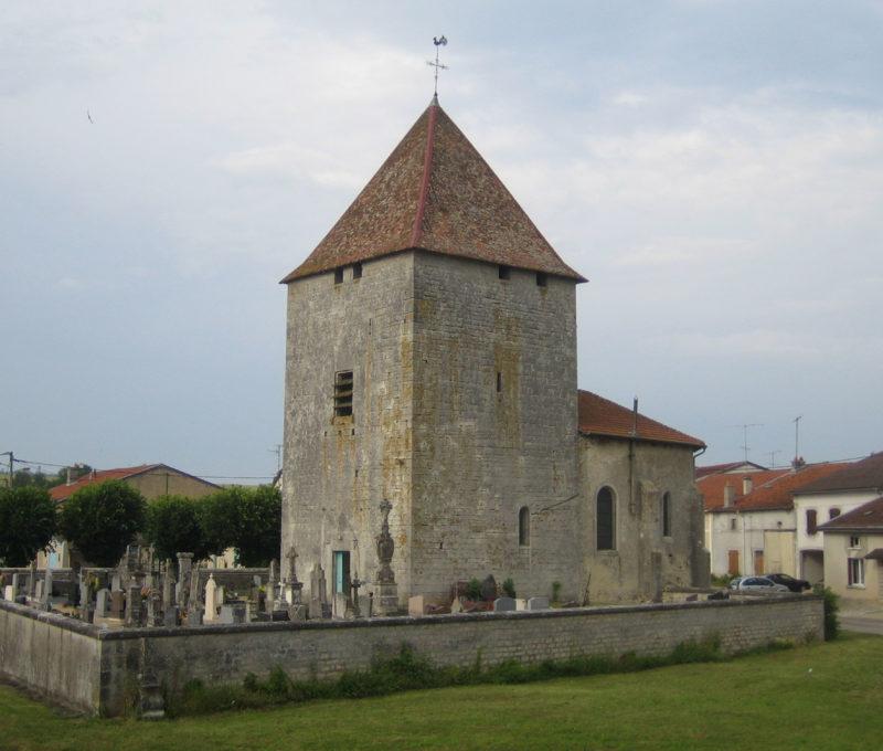 Agence Caillault ACMH – VERTUZEY – Eglise Saint-Gorgon – avant restauration