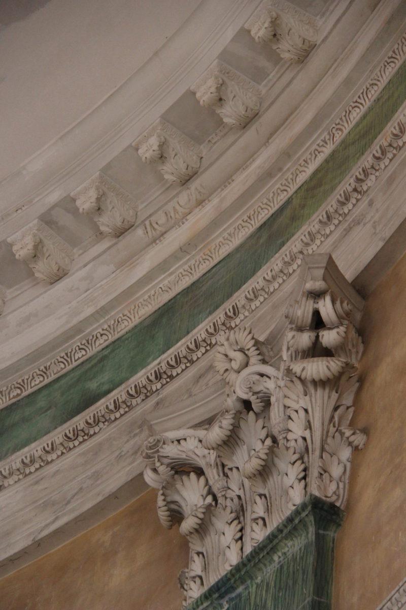 Agence Caillault ACMH – Chapelle Saint-Joseph – Toulouse – Détail du décor peint