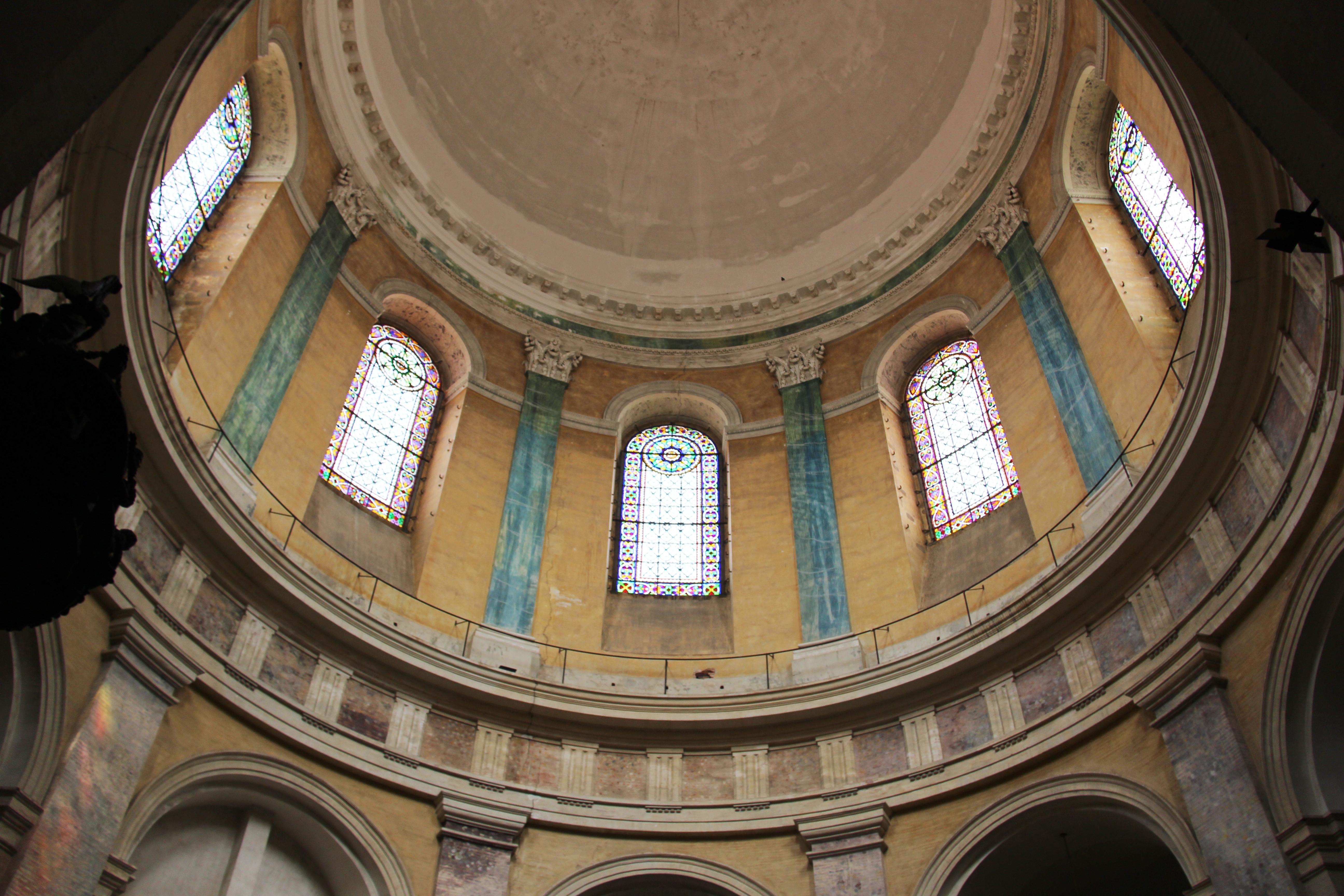 Agence Caillault ACMH – Chapelle Saint-Joseph – Toulouse – Vue du choeur