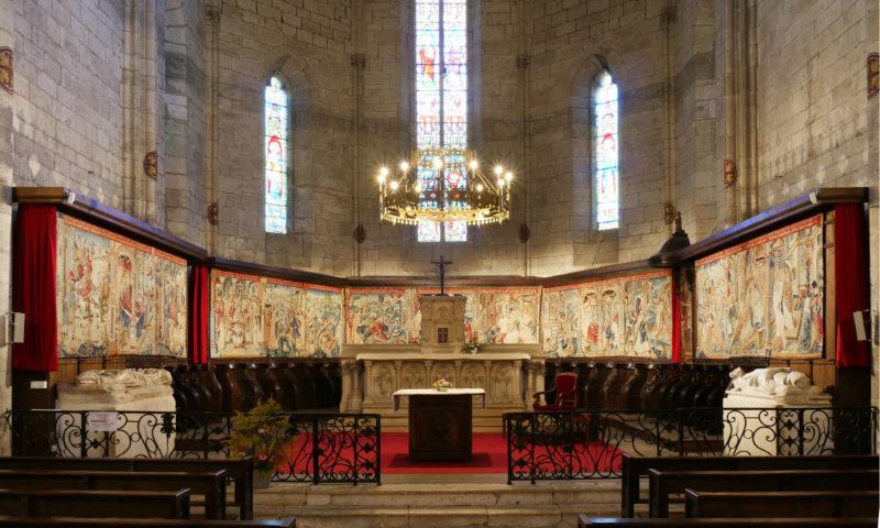 Collégiale Saint-Martin – Montpezat-de-Quercy