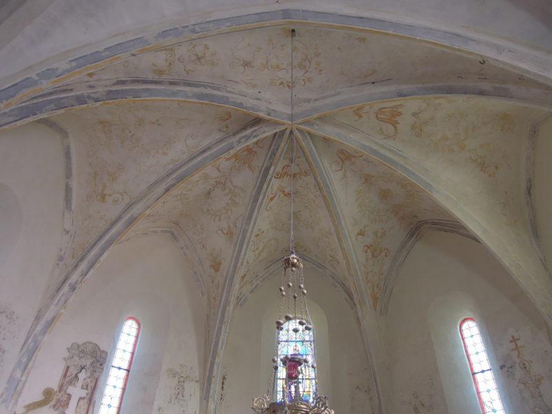 Agence Caillault ACMH – VERTUZEY – Eglise Saint-Gorgon – Choeur après restauration