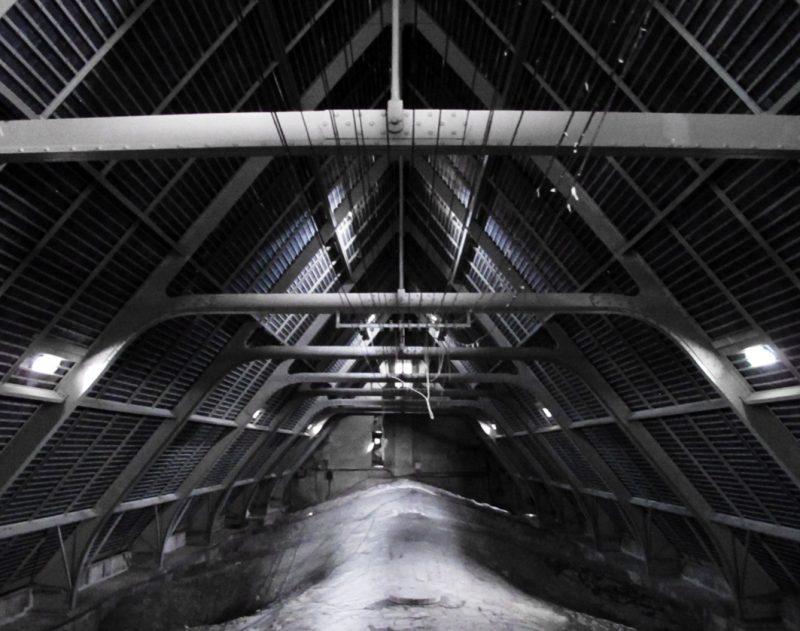 Agence Caillault ACMH – Cathédrale Notre-Dame de Laon – Vue intérieure de la nef restaurée