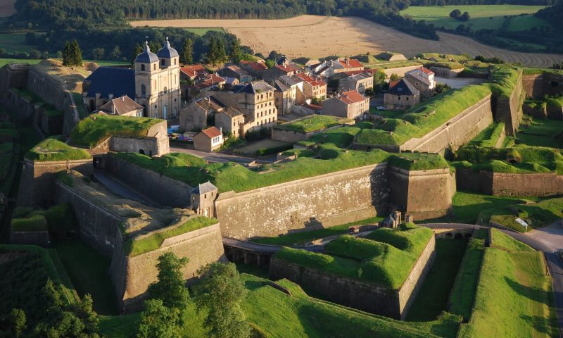 Les remparts de la Citadelle – Montmédy