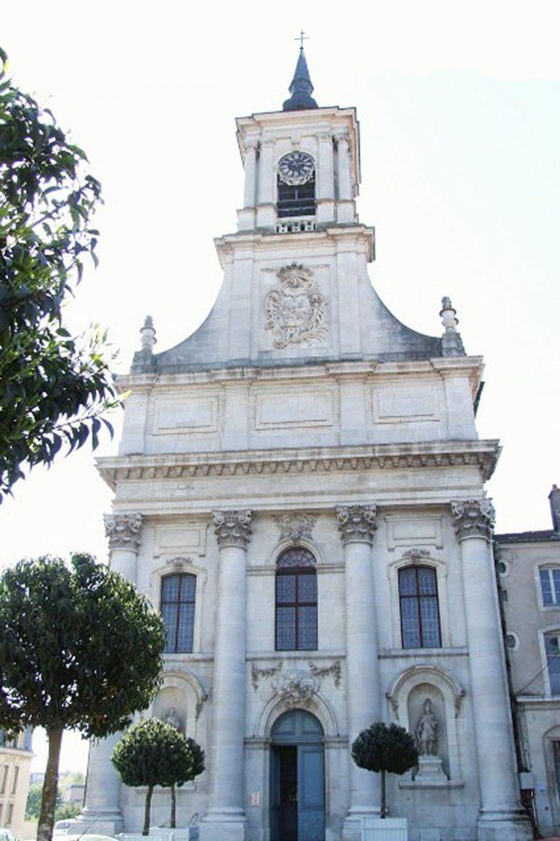 Agence Caillault ACMH – N-D de Bonsecours – Nancy – Façade