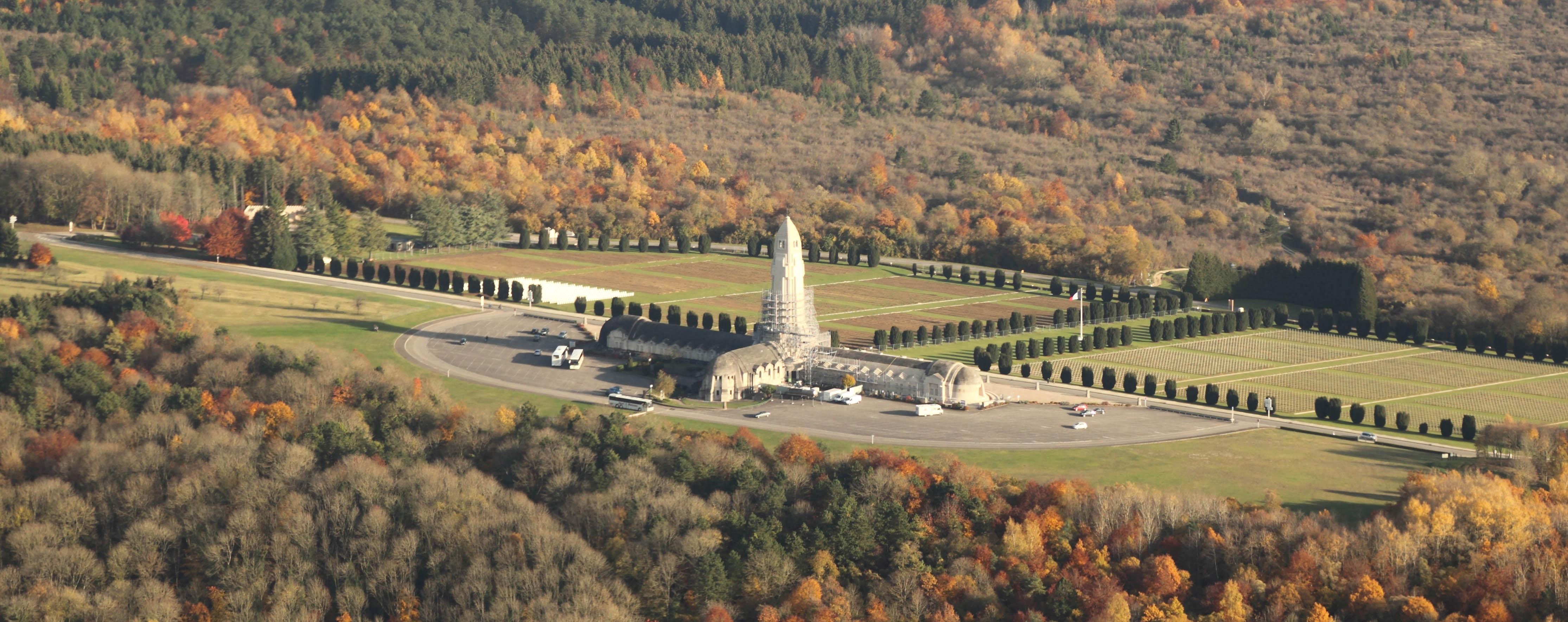 Ossuaire de Douaumont - Agence Pierre-Yves Caillault ACMH
