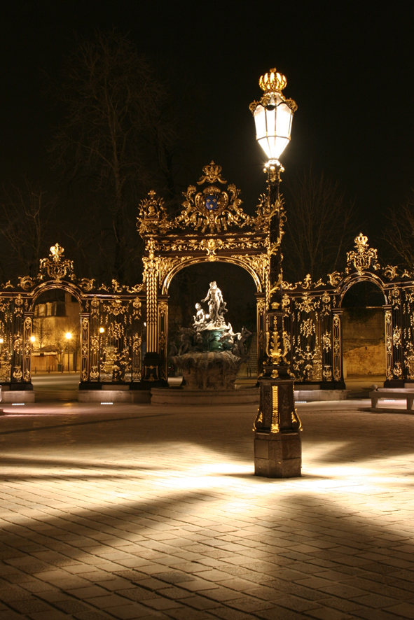 Agence Caillault ACMH – Place Stanislas – Nancy – Mise en lumière 3