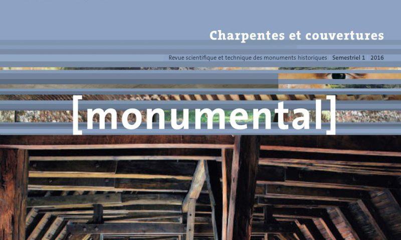 La cathédrale de Laon et du palais ducal de Nancy. Deux projets simultanés d'Emile Boeswillwald – Monumental 2016