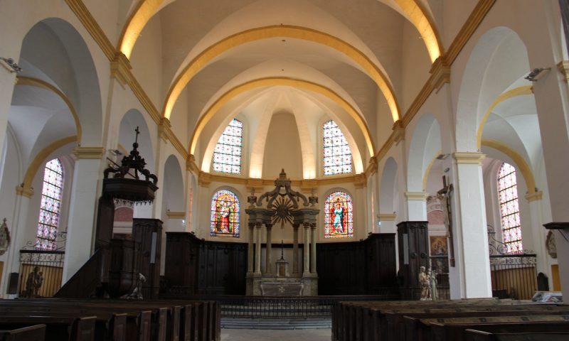 Eglise Saint Martin – Montmédy