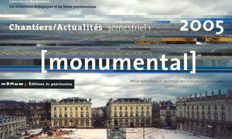 La place Stanislas – Aménagements et travaux